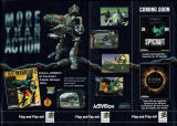 MechWarrior 2: 31st Century Combat Magazine Advertisement