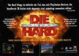 Die Hard Trilogy Magazine Advertisement