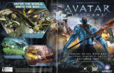 James Cameron's Avatar: The Game Screenshot Two-page spread; screenshots depict unknown console/PC version of the game; via personal collection