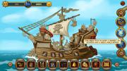Match Three Pirates! Heir to Davy Jones Screenshot