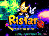 Ristar Screenshot