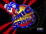 Sonic the Hedgehog: Spinball Screenshot