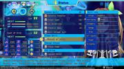 Superdimension Neptune VS Sega Hard Girls: IF's Gust of Wind Screenshot