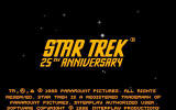 Star Trek: 25th Anniversary Screenshot