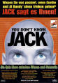You Don't Know Jack: Volume 2 Magazine Advertisement