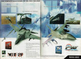 MiG-29 Fulcrum Magazine Advertisement