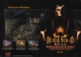 Diablo II: Lord of Destruction Magazine Advertisement