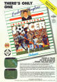Emlyn Hughes International Soccer Magazine Advertisement Back cover