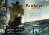 Patrician II: Quest for Power Magazine Advertisement