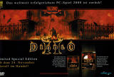 Diablo II (Limited Special Edition) Magazine Advertisement