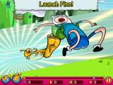 Adventure Time: Jumping Finn Turbo Screenshot