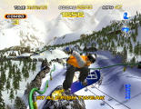 Cool Boarders 2001 Screenshot