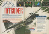 Flight of the Intruder Magazine Advertisement Pages 4-5