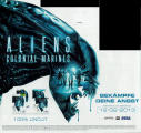 Aliens: Colonial Marines Magazine Advertisement