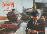 Sid Meier's Railroad Tycoon Magazine Advertisement Pages 12-13