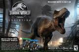 Jurassic World: Evolution Magazine Advertisement Pages 2-3 (Inside Front Cover)