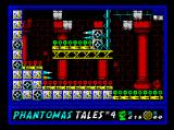 Phantomas Tales #4: Severin Sewers Screenshot