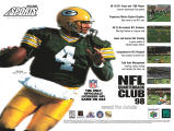 NFL Quarterback Club 98 Magazine Advertisement