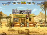 Metal Slug 2: Super Vehicle - 001/II Screenshot