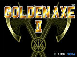 Golden Axe II Screenshot