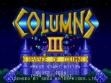 Columns III: Revenge of Columns Screenshot