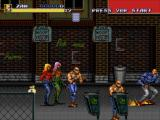 Streets of Rage 3 Screenshot