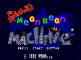Dr. Robotnik's Mean Bean Machine Screenshot
