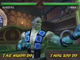 Mortal Kombat: Deadly Alliance Screenshot