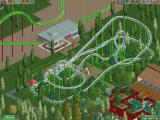 RollerCoaster Tycoon 2: Triple Thrill Pack Screenshot