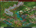RollerCoaster Tycoon: Gold Edition Screenshot