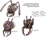 Master of Orion 3 Concept Art