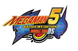 Mega Man Battle Network 5: Double Team DS Logo