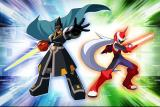 Mega Man Battle Network 5: Double Team DS Concept Art