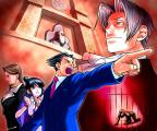 Phoenix Wright: Ace Attorney Concept Art