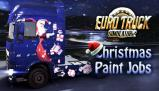 Euro Truck Simulator 2: Christmas Paint Jobs Pack Other