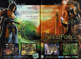 SpellForce: The Order of Dawn Magazine Advertisement