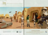 Star Wars: Galaxies - An Empire Divided Magazine Advertisement