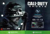Call of Duty: Ghosts Magazine Advertisement