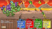 Explosive Dinosaurs Screenshot