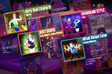 Just Dance Now Other Several songs featured in the game