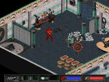 Crusader: No Remorse Screenshot PlayStation version