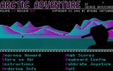 Arctic Adventure Screenshot