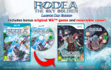Rodea the Sky Soldier (Limited Edition) Concept Art