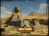 Riddle of the Sphinx: An Egyptian Adventure Wallpaper Color