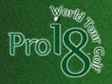 Pro 18 World Tour Golf Logo