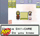 Pokémon Silver Version Screenshot Pokémon new to Pokémon Gold and Silver include Chikorita. The many exciting new features include a Daycare center where you can breed your Pokémon.