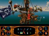 Simon the Sorcerer II: The Lion, the Wizard and the Wardrobe Screenshot