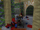 Ian Livingstone's Deathtrap Dungeon Screenshot