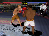 Mike Tyson Heavyweight Boxing Screenshot