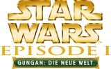 Star Wars: Episode I - The Gungan Frontier Logo